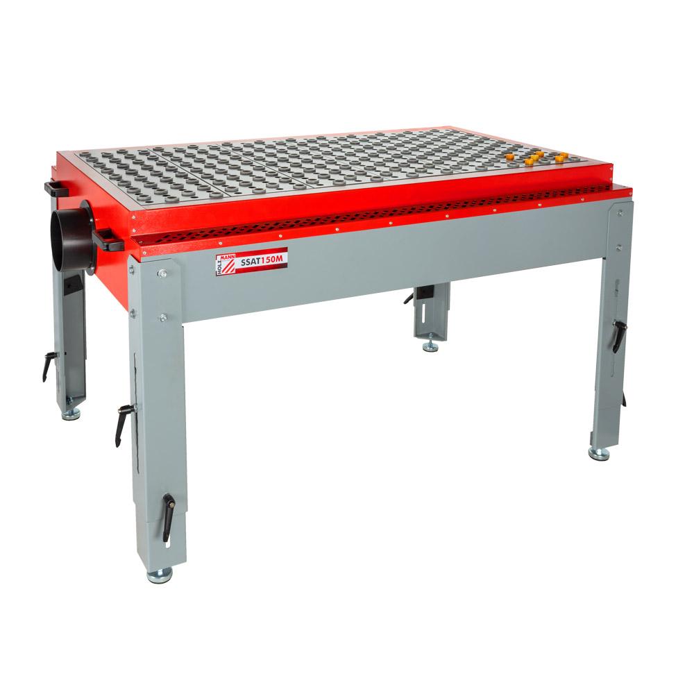 Odsávací brousící stůl na železo Holzmann SSAT150M