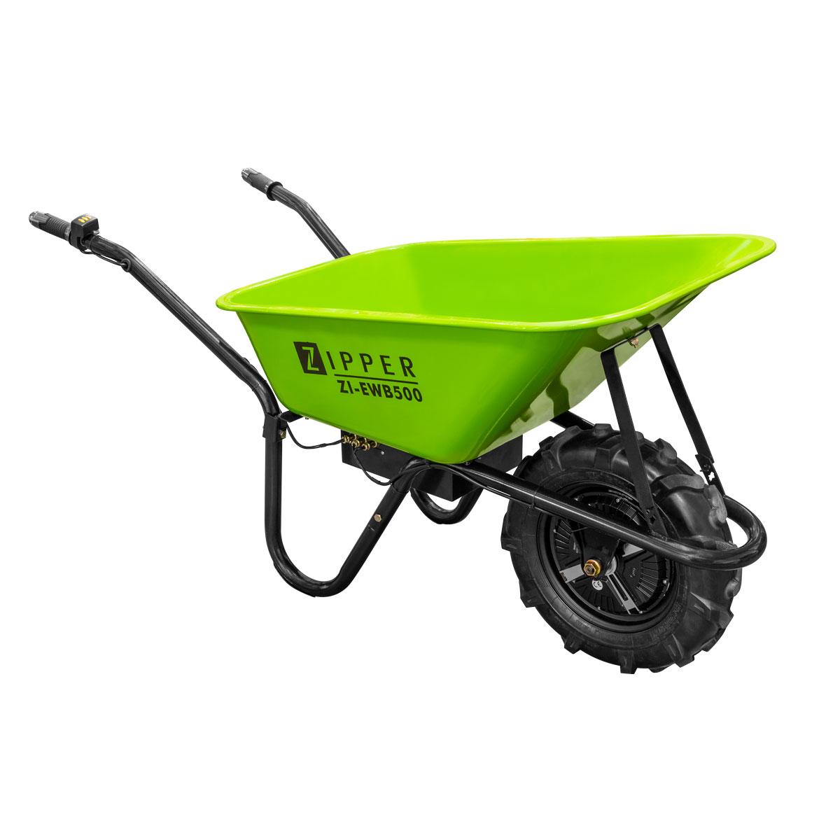 Elektrické motorové kolečko Zipper ZI-EWB500
