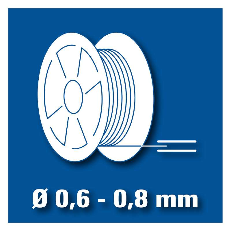 Svářečka s ochrannou atmosférou BT-GW 150 Einhell Blue-7