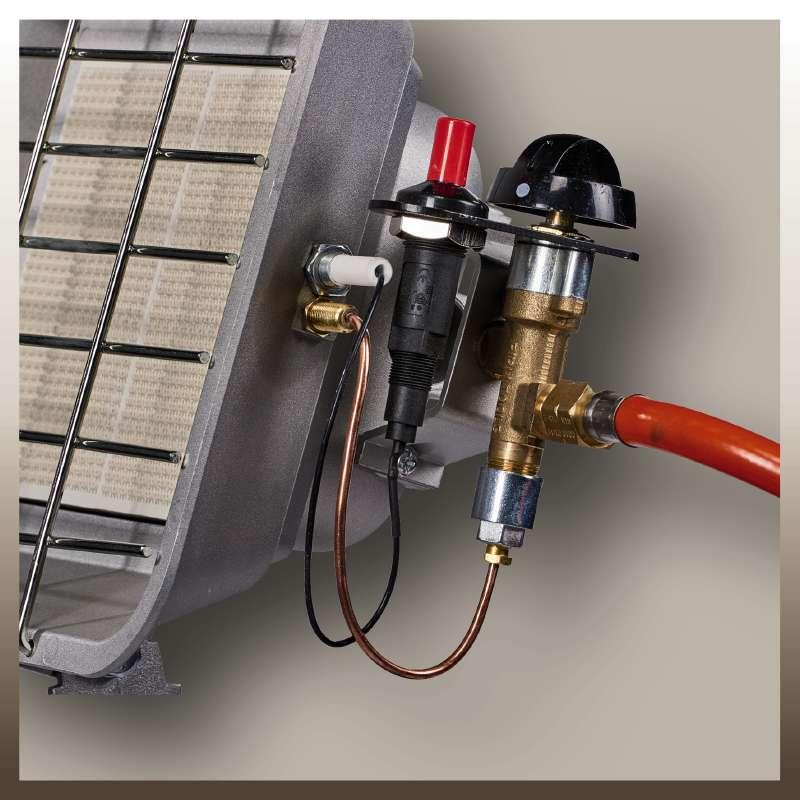 Plynový ohřívač GS 4400 P Einhell-7