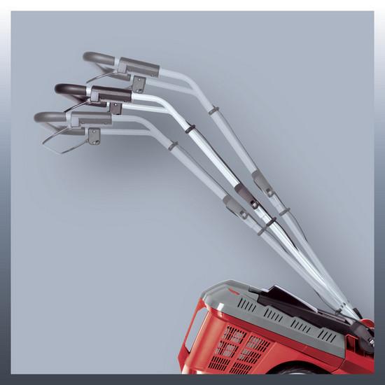 Sekačka aku GE-CM 43 LI M Kit (2x4,0 Ah) Einhell Expert Plus (včetně 2 baterií a 2 nabíječek)-6