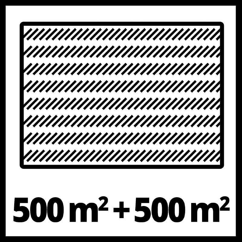 Sekačka AKU GE-CM 36/47 HW Li (2 x 4 Ah) Einhell-5