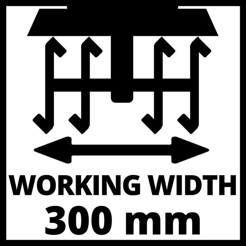 Elektrický kultivátor GC-RT 7530 Einhell-1
