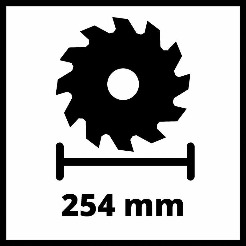 Pokosová pila TC-SM 2531/2 U Einhell-5