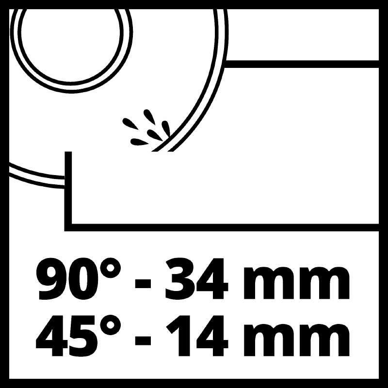 Řezačka dlaždic TC-TC 800 Einhell-4