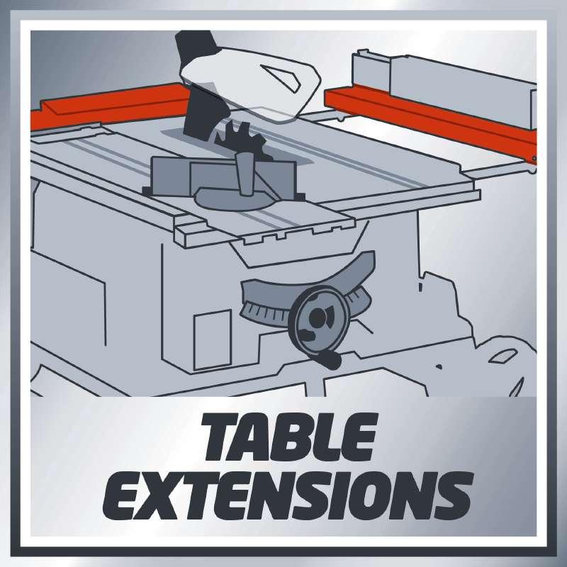 Pila stolní kotoučová TE-CC 2025 UF Einhell Expert-2