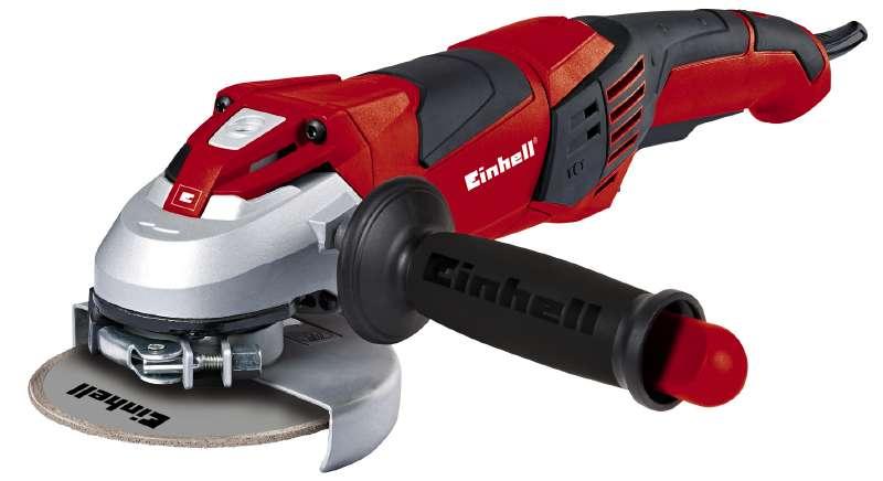 Bruska úhlová TE-AG 125 CE Kit Einhell Expert-1