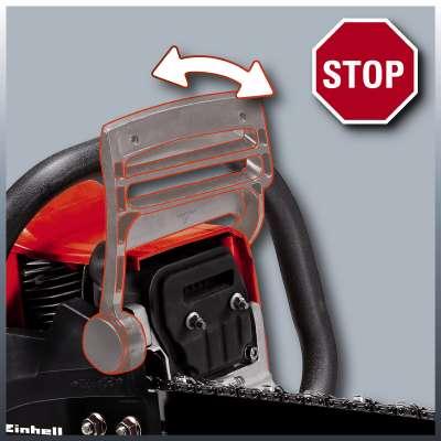 Pila řetězová benzínová GC-PC 2040 I Einhell-6
