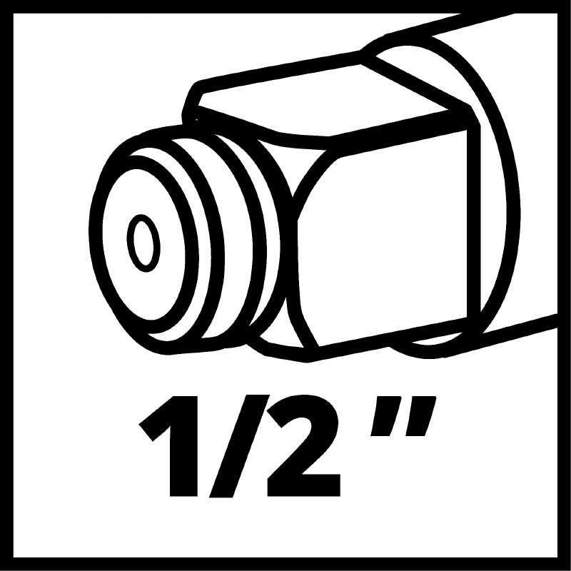 Utahovák rázový Aku bezuhlíkový TE-CW 18Li BL Einhell Expert Plus-4