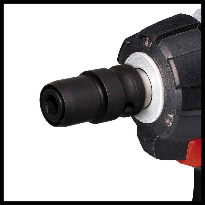 Utahovák rázový Aku bezuhlíkový TE-CW 18Li BL Einhell Expert Plus-7
