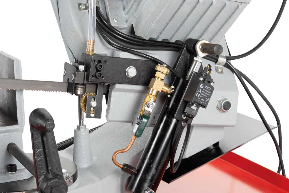 Pásová pila na kov 400V Holzmann BS712TURN-G-1