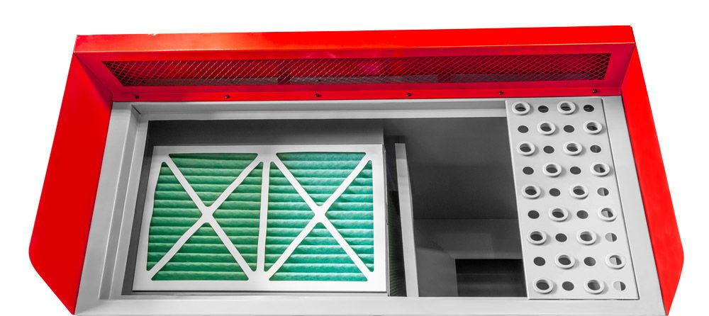 Odsávácí brousící stůl Holzmann SSAT1000-1