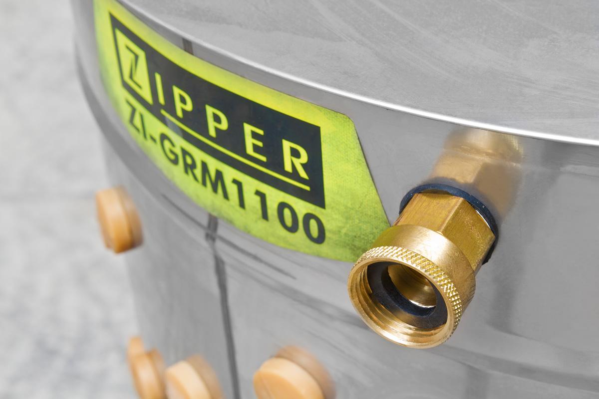 Stroj na škubání drůbeže Zipper ZI-GRM1100-2