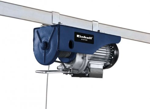 Zvedák lanový BT-EH 250 Einhell Blue