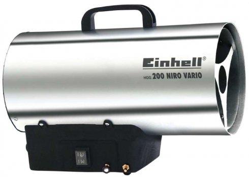 Plynové topidlo HGG 200 Niro Vario Einhell