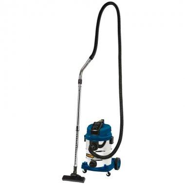 Vysavač pro mokré i suché sání WZ-NTS 30 A Workzone