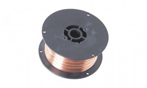 Svářecí drát 0,6 mm 1 kg Lux
