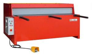 Elektrické tabulové nůžky na plech Holzmann TBS 2050E3
