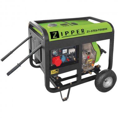Elektrocentrála Zipper ZI-STE6700DH